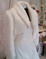 Wedding Jackets, Shrugs, Cuffs & Gloves