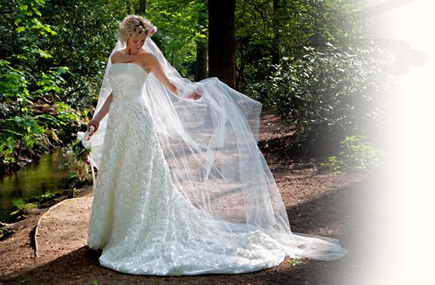 Ethereal Wedding Dress Designer Collection Baroque